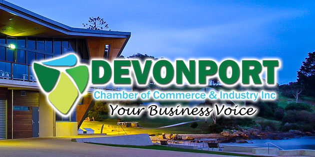 Devonport Chamber of Commerce and Industry what were supporting